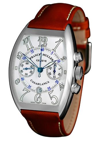 FRANCK MULLER 8885 C CC DT Casablanca Chronograph Replica Watch